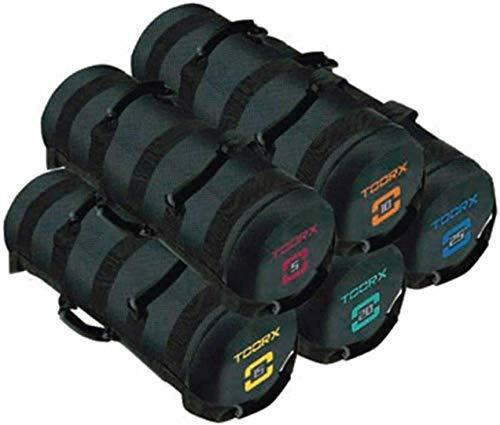 G5 HT SPORT Power Bag con 6 impugnature da 5/10/15/20/25 kg Unica per Migliorare Equilibrio, Forza, flessibilità, coordinazione e circolazione (10 kg)