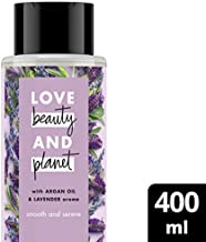 Love Beauty And Planet Shampoo Argan Oil & Lavender, 400ml