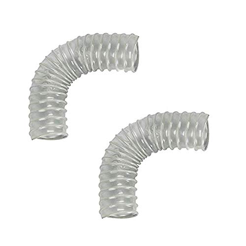 Ximoon Replacment Lower Duct Hose 1-1/2