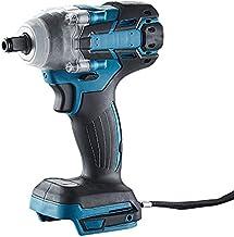 Chave de impacto sem escovas 21 V, chave de impacto sem fio, chave de impacto de 1,27 cm, 3 velocidades (apenas ferrament...