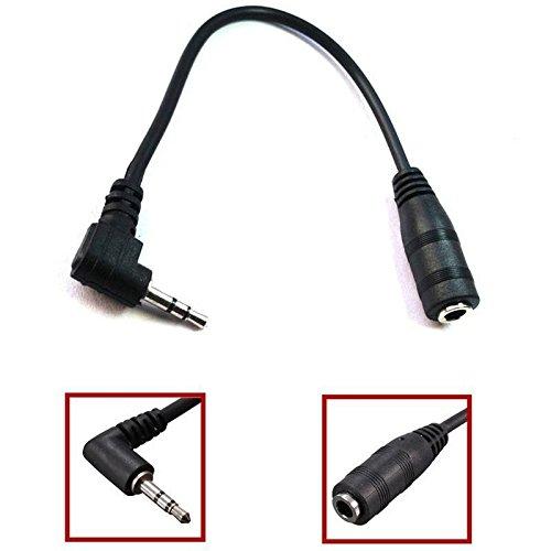 SmartphonExpert SPARFIX® - Cable Adaptateur Audio Jack 2.5 mm Male vers 3.5 mm Femelle MP3