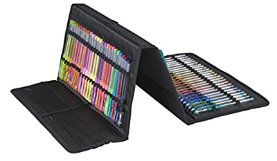 ECR4Kids GelWriter Premium Multicolor Gel Pens in Fabric Easel (36-Count)