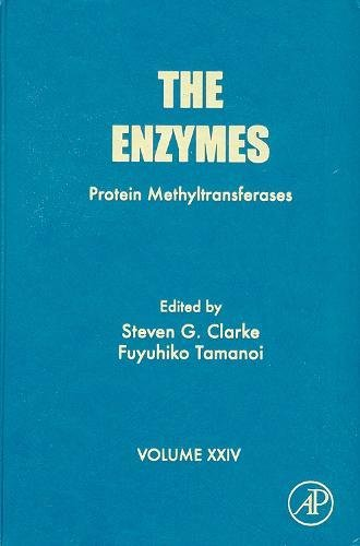 The Enzymes: Protein Methyltransferases (Volume 24) (The Enzymes (Volume 24))