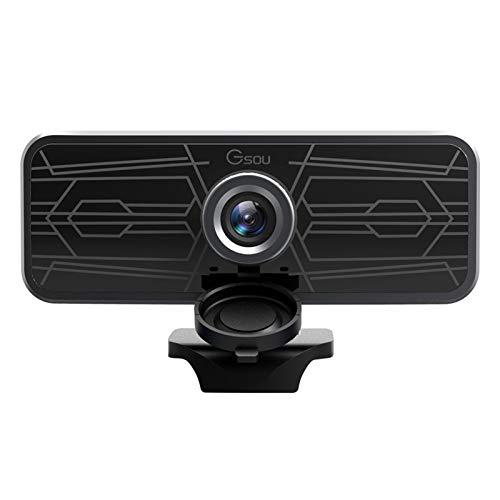 xingdou T16S USB 2.0 Videocamera per PC 1080P Videoregistrazione HD Webcam Web Camera con Microfono per Computer per PC Laptop
