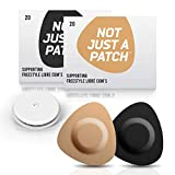 NOT JUST A PATCH Bundle Beige and Black Patches for Freestyle Libre and Medtronic