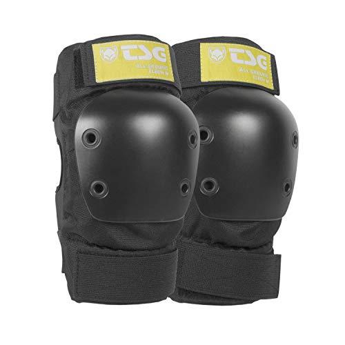 TSG elbowpad all Ground Protezioni, Unisex, Elbowpad all Ground, Black, M