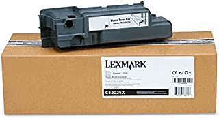 Lexmark C52025X Waste Toner Box for C520/C522/C524, C52x, C53x, 30K Page Yield