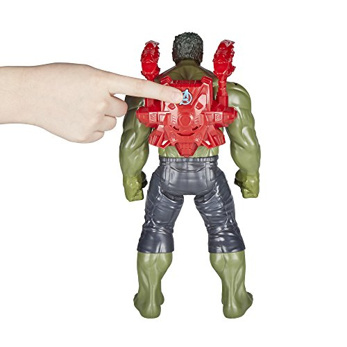 Figurine de Hulk de la Série Titan Hero - 6
