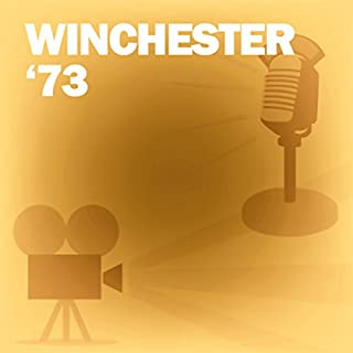 Winchester '73 audiobook cover art