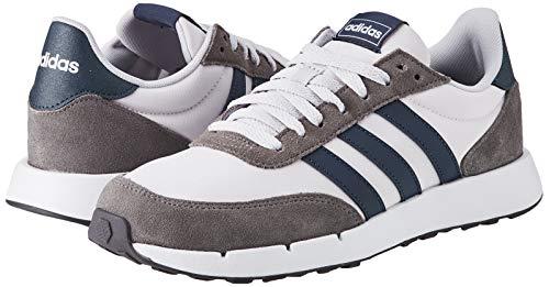 adidas Herren Run 60s 2.0 Laufschuhe, TOQGRI/AZMATR/GRICUA, 42 EU