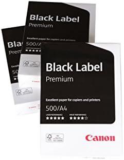 Canon A4 80gsm Premium Label Copier/Printer Paper - White 96603554