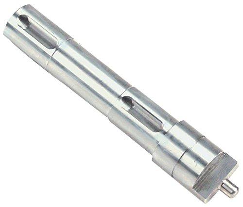 Sirman Antriebswelle für Fleischmischer MASTER30, IP30 Achsaufnahme 10X30mm ø 25mm D1 30mm Modell 30 Länge 169mm