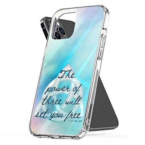 Phone Case Charmed - The Power of Three Compatible with iPhone 6 6s 7 8 X XS XR 11 Pro Max SE 2020 Samsung Galaxy Drop Waterproof