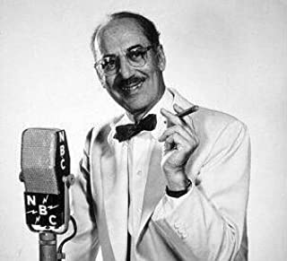 AN EVENING WITH GROUCHO - 1 mp3 CD-ROM - 44 Shows Total Time: 1:22:40 (Old Time Radio, Comedy Series)