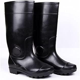 Hillson Safety Bazar Shoes - Century- (Black, Size 9)