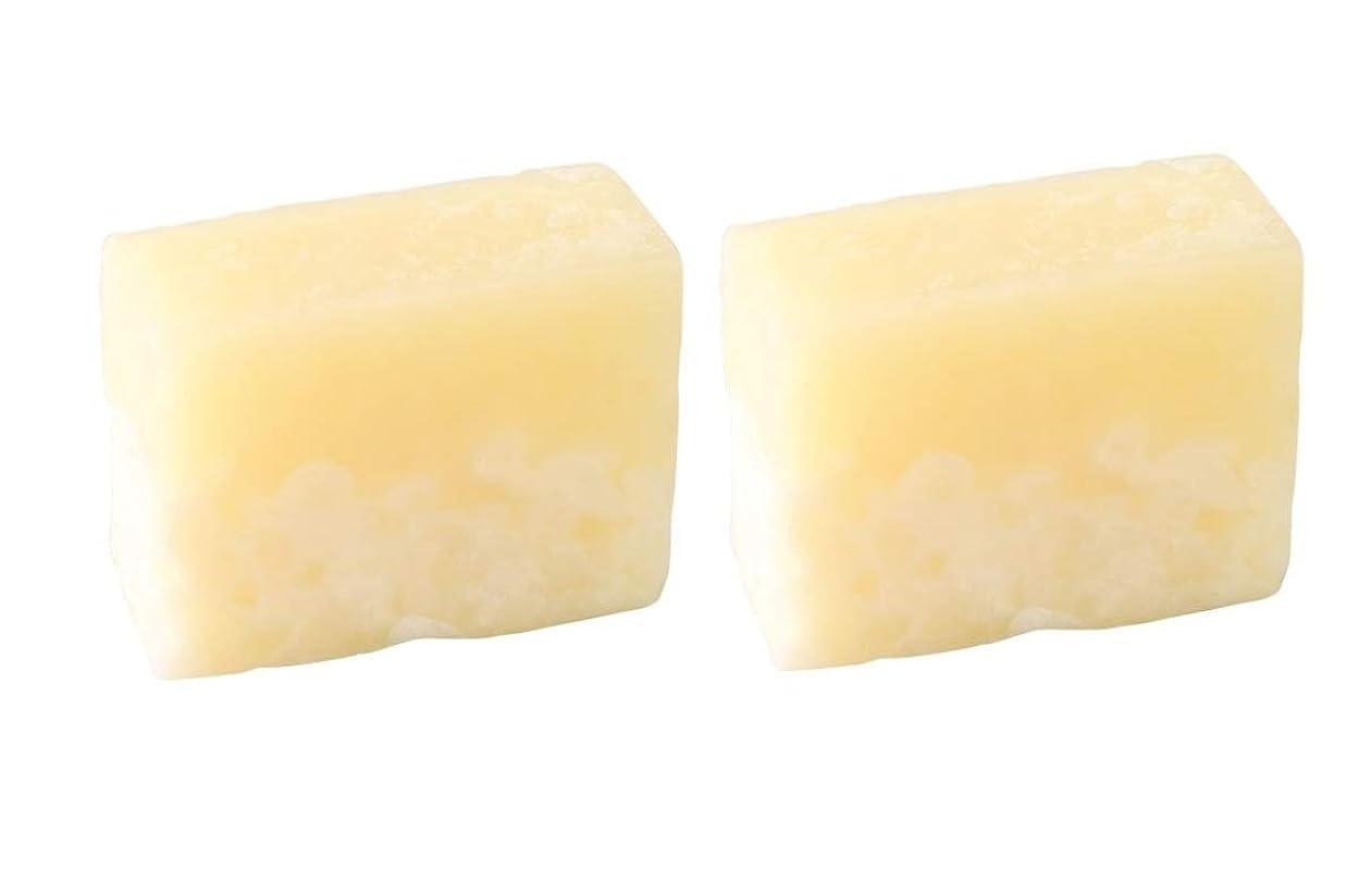 問題番目固めるLUSH ラッシュ ボヘミアン(100g)×2個セット レモンの爽やかな香りソープ