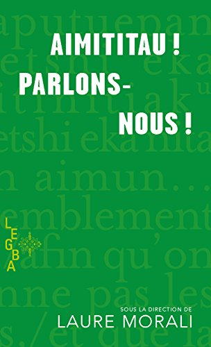Aimititau! Parlons-nous! (French Edition)
