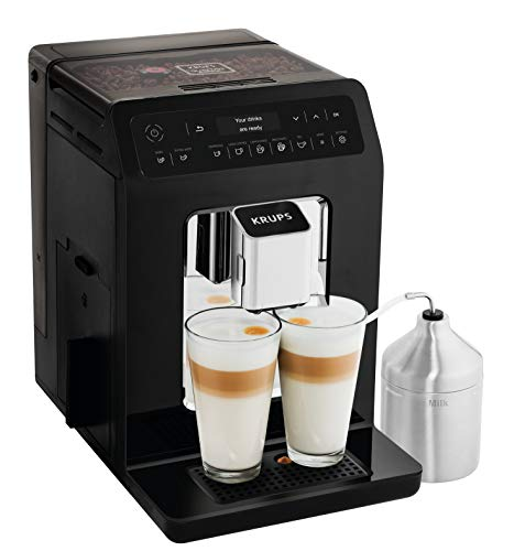 Krups Evidence Espresso EA8918 - Cafetera...