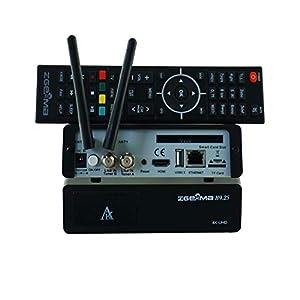 ZGEMMA H9.2S 4K UHD Linux OS Enigma2 FTA Digital 2*DVB-S2X +2*WiFi