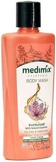 Medimix Kumkumadi & Natural Glycerine Body Wash for Clear and Radiant Skin 300 ml
