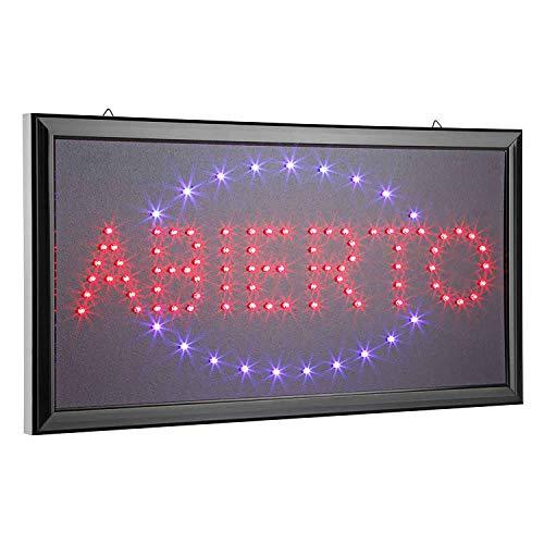 Mitzu MTL-4008 Anuncio luminoso 96 leds