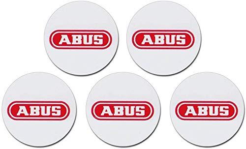 ABUS 71511 Smartvest/Terxon Proximity-Chip-Sticker-5er Pack