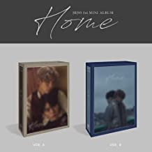 Naturally Music JBJ95 - Home [A+B ver. Set] (1st Mini Album) 2CD+Photocards+Bookmark+Pre-Order Benefit+2Folded Posters