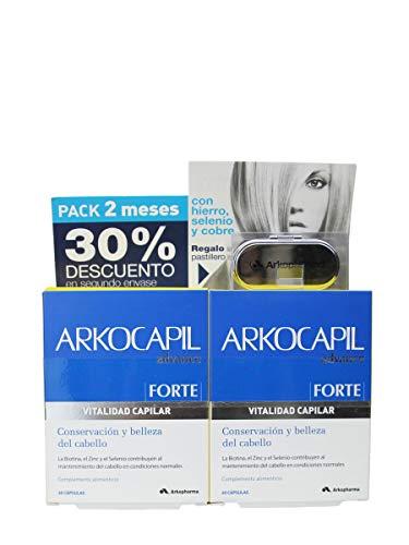 Arkopharma Arkocapil, Producto para la Caída del Cabello - 1 Unidad