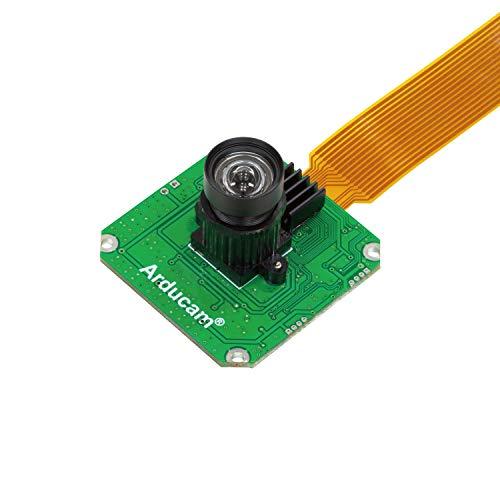 Arducam Für Raspberry Pi Kamera, 2MP AR0230 HDR OBISP MIPI Kamera-Modul, unterstützt alle Raspberry Pi Modelle, Jetson Nano
