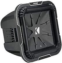 Kicker 41L7104 10 Inch L7 Dual 4 Ohm Subwoofer