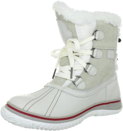 PAJAR Damen Iceland Schneestiefel, Weiß (White 193), 40