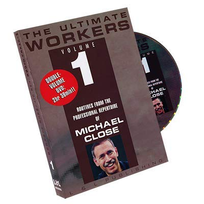 Michael Close Workers- #1, DVD