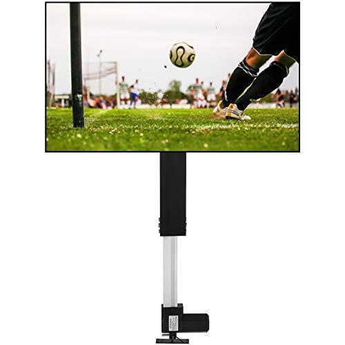 VEVOR Adjustable TV Lift Bracket with Remote Controller Fit for 14-32 Inch TV LED LCD Motorized TV Lift Mount Bracket 500mm Stroke Electric TV Stand Lift Mechanism (for 14'-32' TV Lift)