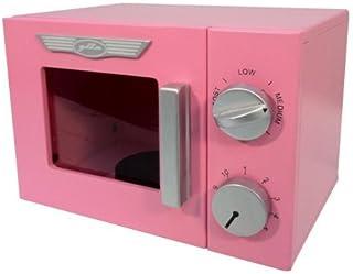 A+ Childsupply Inc. Pink Retro Microwave [並行輸入品]