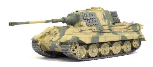 The Black Knight Story King Tiger - Henschel Turret (Plastic model)
