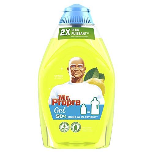 MR PROPER gel Lemon, 600 ml