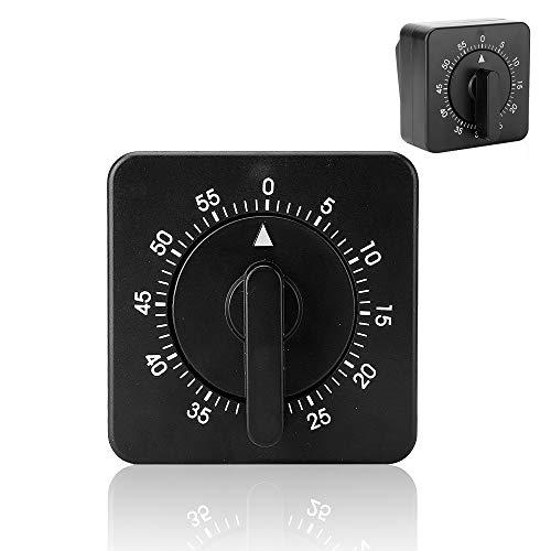 Temporizador de cocina de 60 Minutos Temporizador de cuenta regresiva Temporizador de cocción al vapor Manual Temporizador mecánico
