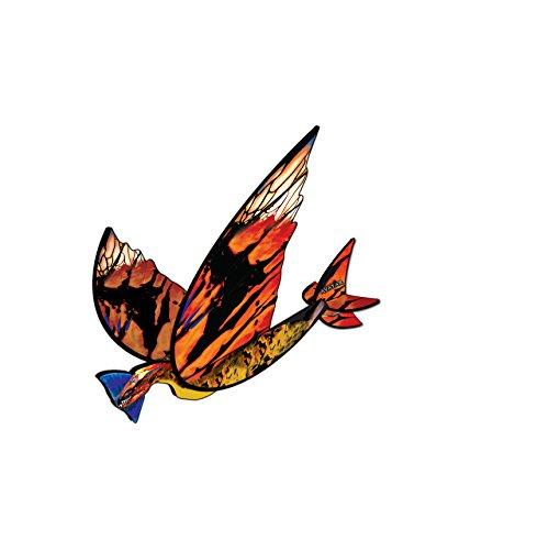 X-Kites FlexWing Avatar Glider, Orange, 16 inches