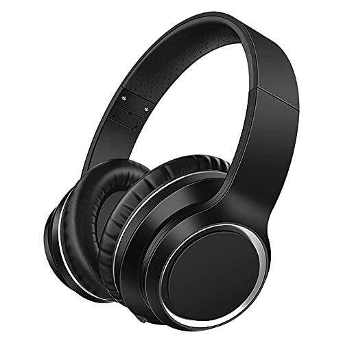 CZYNB Auriculares inalámbricos Reducción de Ruido Activo Reducción de Ruido Incorporado Micrófono Incorporado Auriculares Bluetooth para Xbox One PC PS4 Teléfono portátil