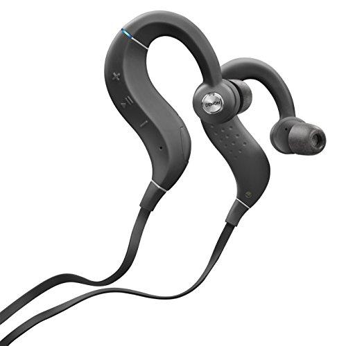 Denon AH-C160W Wireless In-Ear Sportkopfhörer (Bluetooth, Aktives Noise Cancelling, 11,5 mm Treibergröße) schwarz
