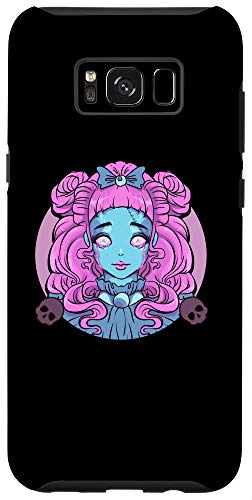 Galaxy S8+ Pastel Goth Porcelain Doll Crying Tears Case -  Pastel Goth Porcelain Doll Crying Tears Designs