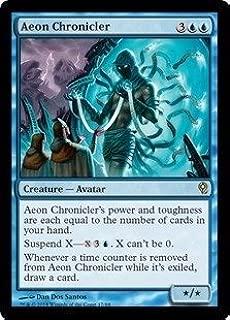 Magic: the Gathering - Aeon Chronicler (17) - Duel Decks: Jace vs Vraska