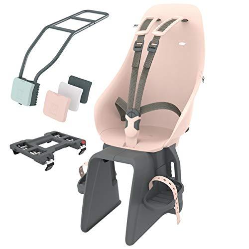 Urban Iki Unisex Jugend Kindersitz-2124031060 Kindersitz, Pink, One Size