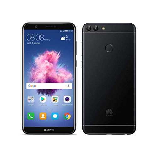 Huawei P Smart 32GB, Android Oreo, 5.65' FHD, Nero
