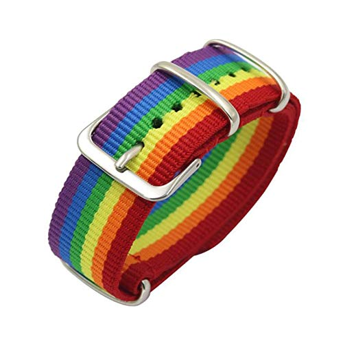 LGBT Bracelet Gay Pride Bracelets Rainbow Silicone Rubber Wristbands LGBTQ Jewelry Gay Pride Gifts