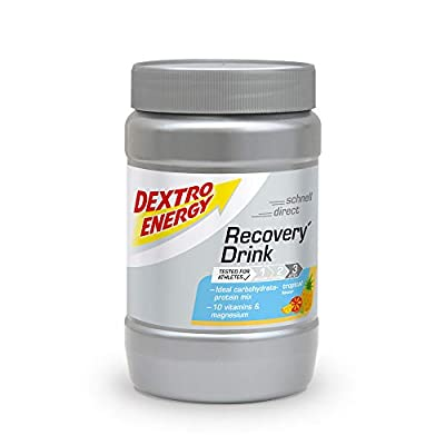 Dextro Energy Recovery Drink, Tropical Dose, 1 x 356 g