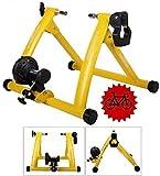 Pantalla de entrenador de bicicleta magnética - Plataforma de entrenamiento de equitación - bicicleta turbo entrenador entrenador entrenador ejercicio ejercicio fitness marco estacionario para bicicle