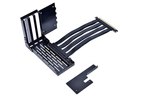 LIAN LI LAN2-1X Premium PCI-E x16 3.0 Verlängerungskabel 200 mm und verdeckte Halterung für LANCOOL II/LANCOOL 2 Nicht kompatibel mit RTX 3080/3090 und PCIE 4.0