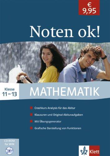 Noten ok! - Mathematik 11.-13. Klasse