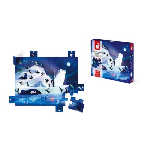 Janod J02688 puzzel
